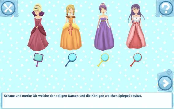 Schneewittchen: Mädchen Spiele screenshot 9