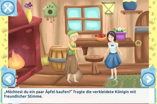 Schneewittchen: Mädchen Spiele screenshot 1