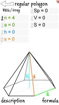 Geometric Calculations apk screenshot