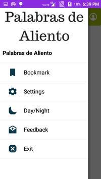 Palabras de Aliento screenshot 2
