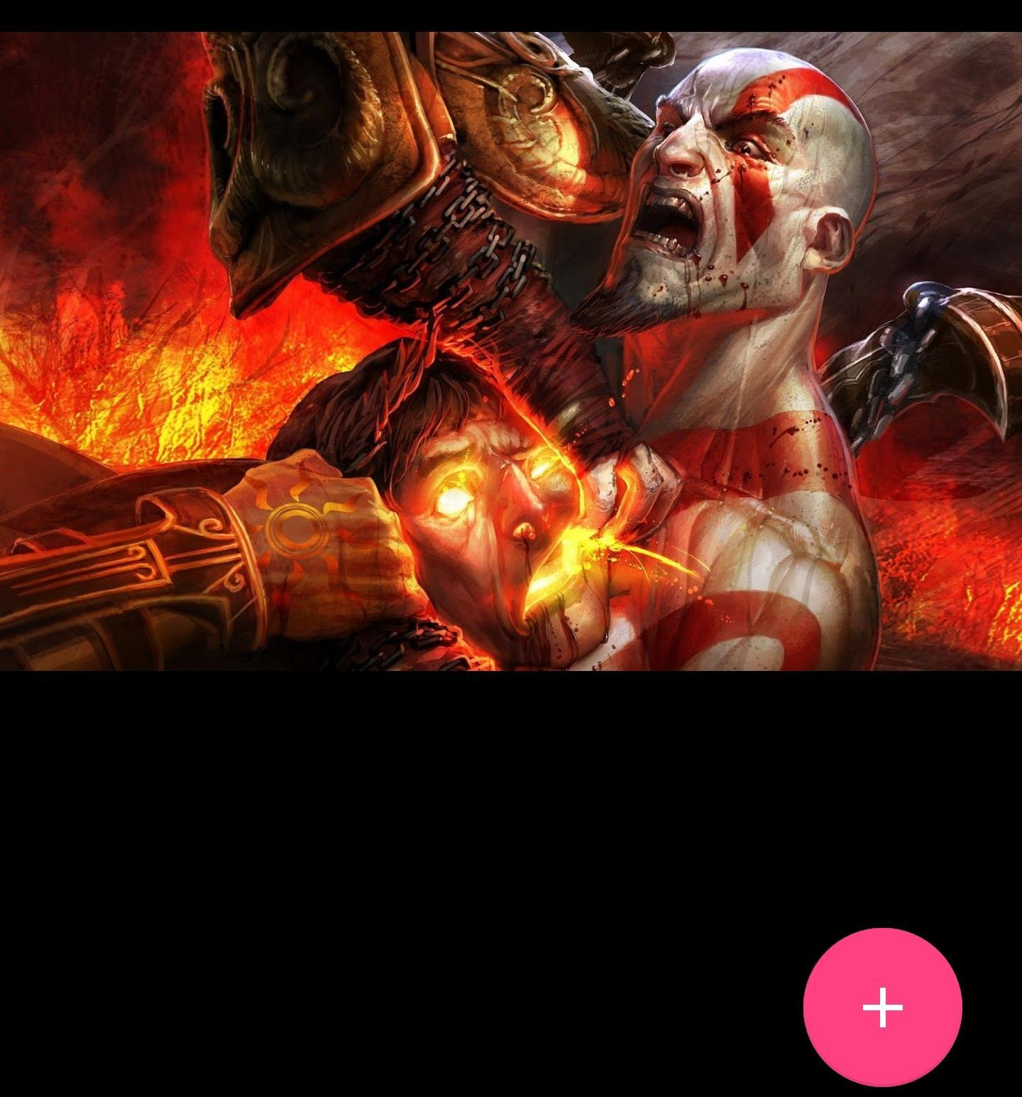 God Of War Hd Wallpaper For Android Apk Download