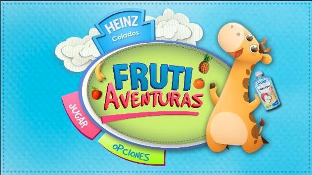Fruti-Aventuras poster