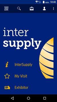 InterSupply 2017 poster