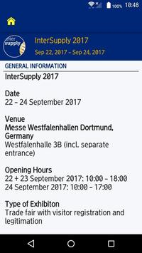 InterSupply 2017 screenshot 1