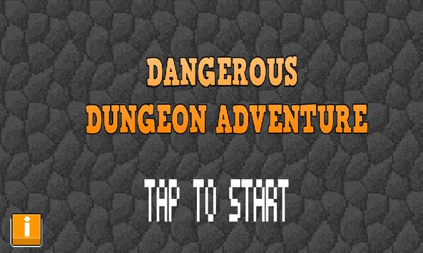 Dangerous Dungeon Adventure poster