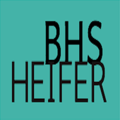 Heifer International®--BHS icon