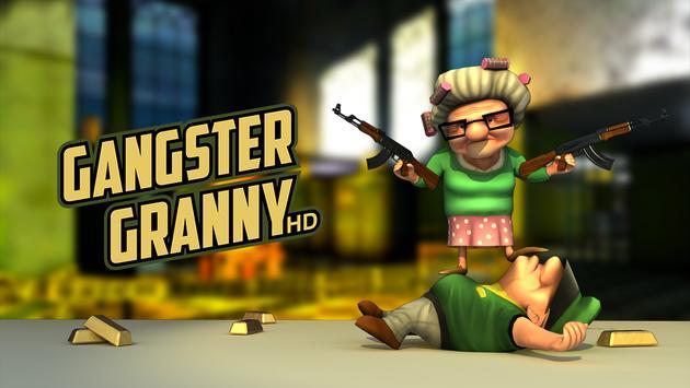Gangster Granny poster
