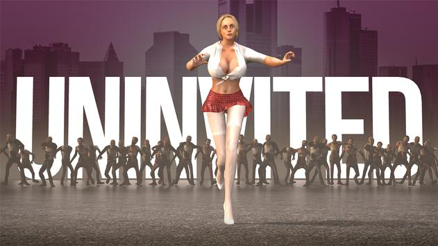 Uninvited apk screenshot