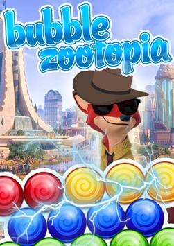 Bubble Shoot of Zootopia screenshot 4