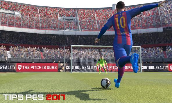 Pro Tips PES 2017 apk screenshot