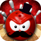 Bowling Angry Ball icon