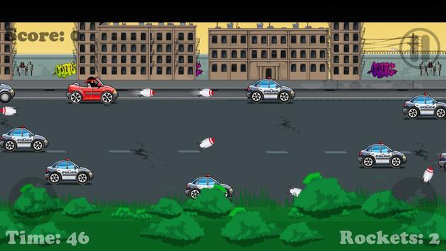 Stick Run car apk screenshot