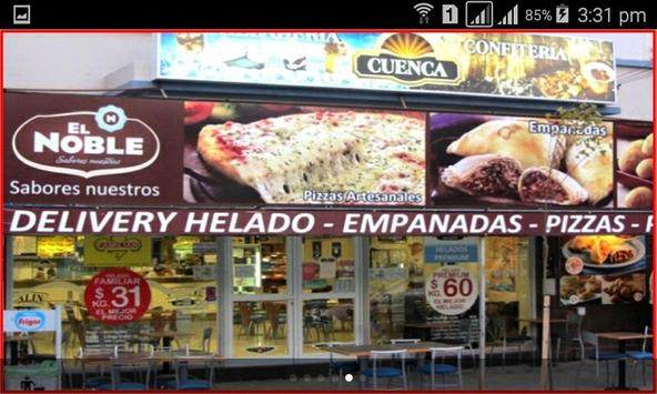 Menú Virtual Heladería y Confitería Cuenca screenshot 7