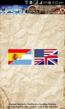 Menú Virtual Heladería y Confitería Cuenca screenshot 4