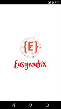 EasyMatrix-matrix calculator poster