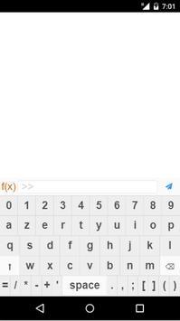 EasyMatrix-matrix calculator apk screenshot