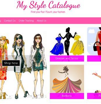 My Style Catalogue apk screenshot
