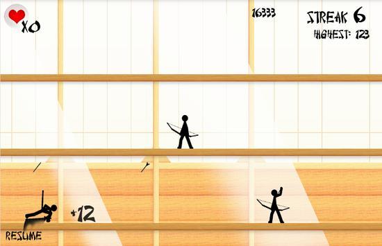 Blade vs Arrow apk screenshot