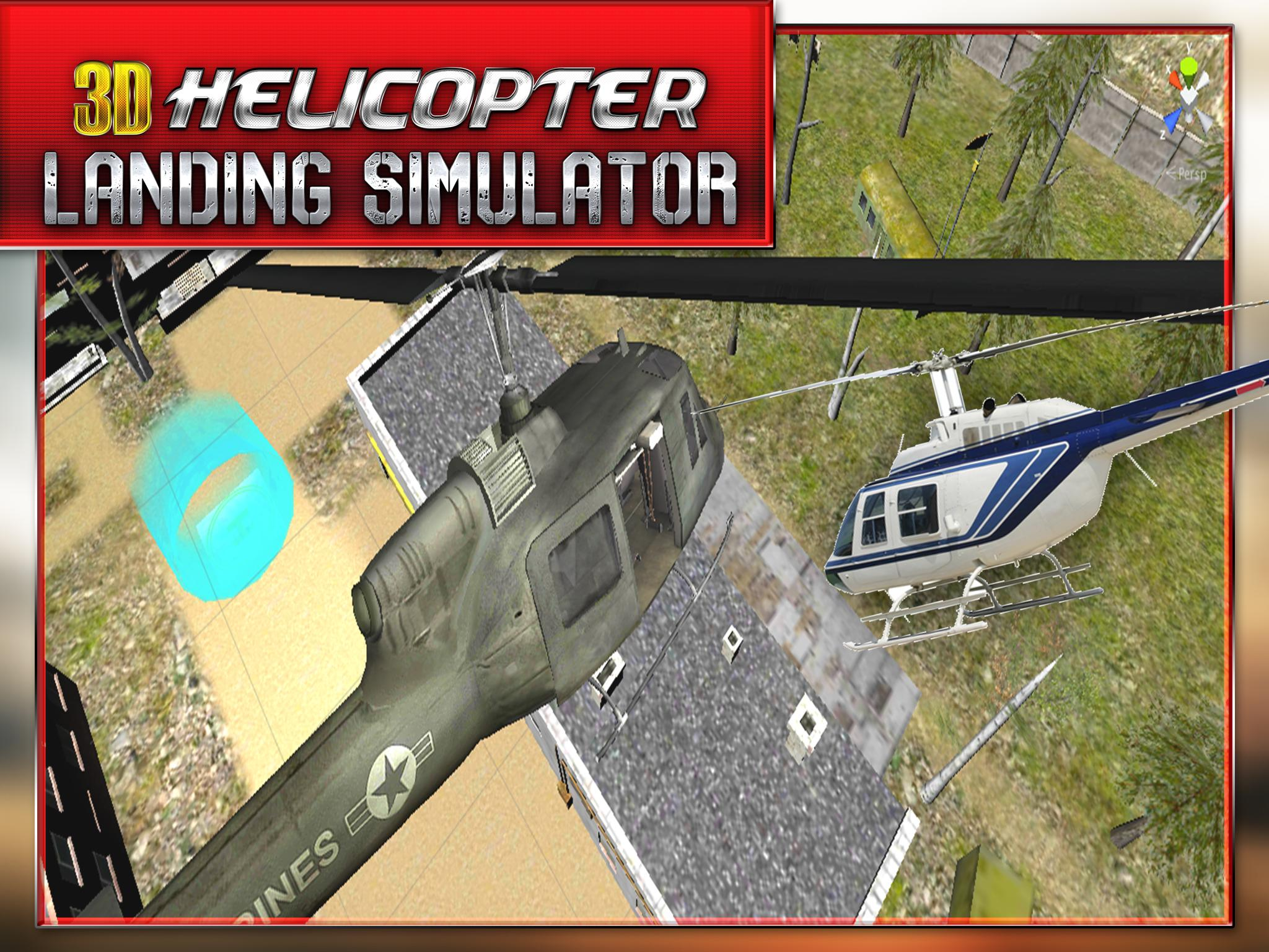Helicopter Landing Simulator for Android - APK Download