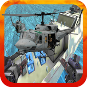 Helicopter Shooter 3D icon