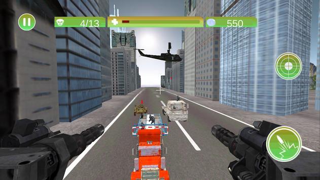 Helicopter Shooter 3D screenshot 4