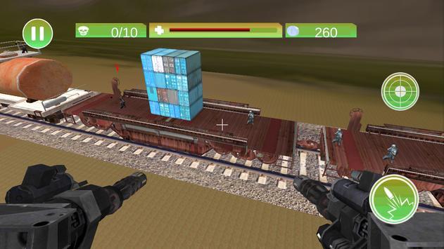 Helicopter Shooter 3D screenshot 2