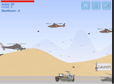Heli Defence apk screenshot