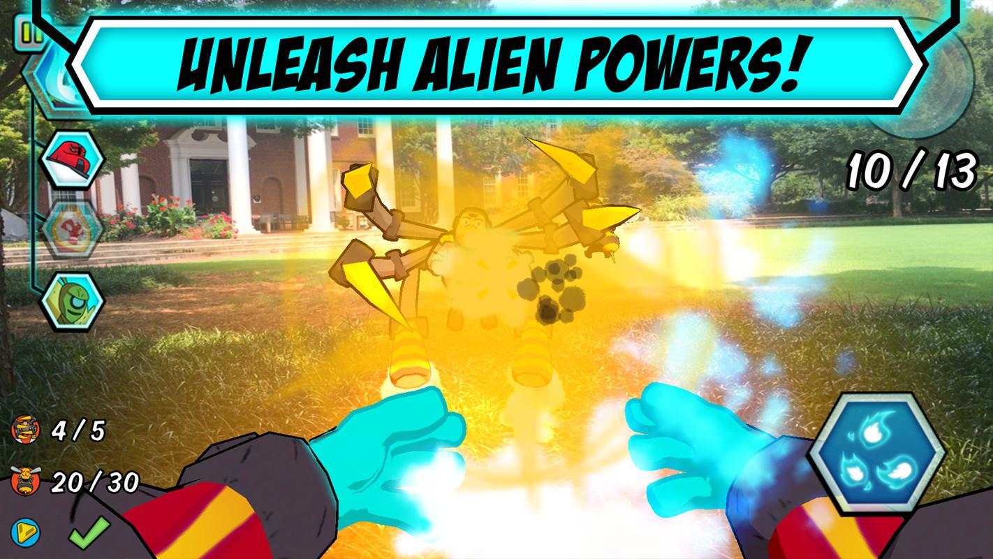 Ben 10: Super Slime Ben apk android, pc et ios
