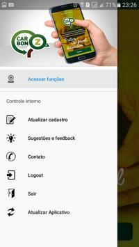 Carbon Z - Pegada de Carbono! apk screenshot