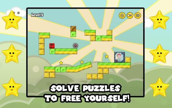 FreeYourself: Gravity Puzzle Game screenshot 9