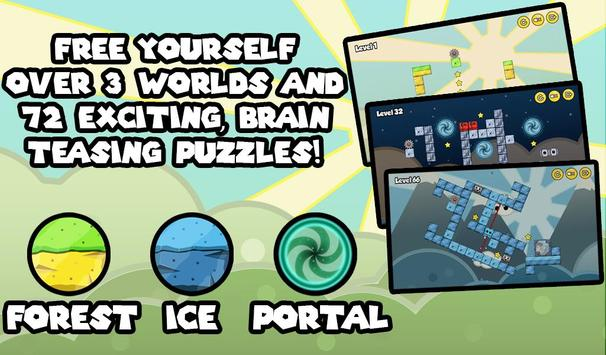 FreeYourself: Gravity Puzzle Game screenshot 14