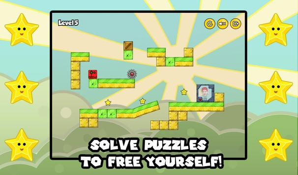 FreeYourself: Gravity Puzzle Game screenshot 15