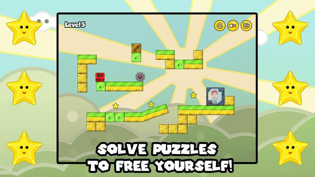 FreeYourself: Gravity Puzzle Game screenshot 3