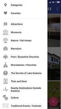 Kastoria Smart Travel Guide poster
