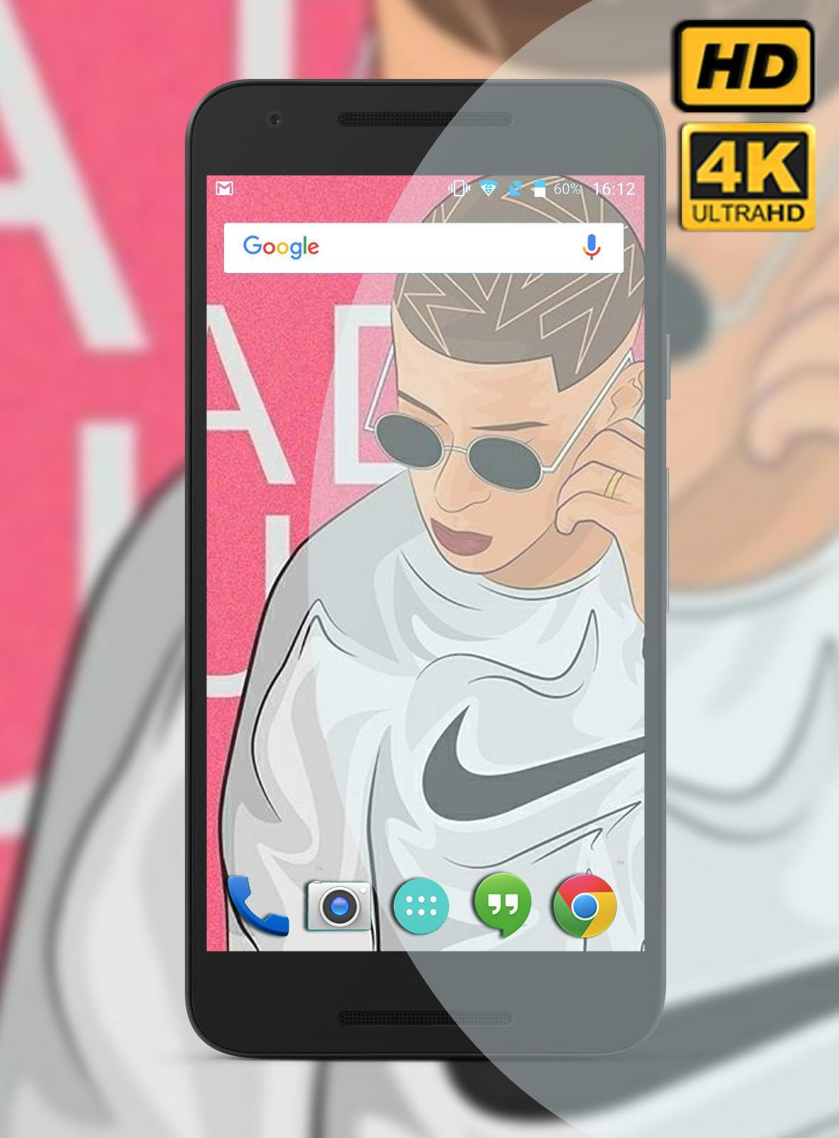 Bad Bunny Wallpaper For Android Apk Download