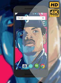 Chance The Rapper Wallpaper HD apk screenshot
