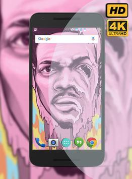 Chance The Rapper Wallpaper HD poster