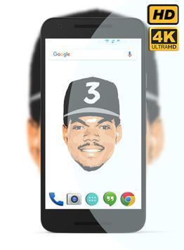 Chance The Rapper Wallpaper HD screenshot 1