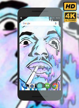 Chance The Rapper Wallpaper HD screenshot 2