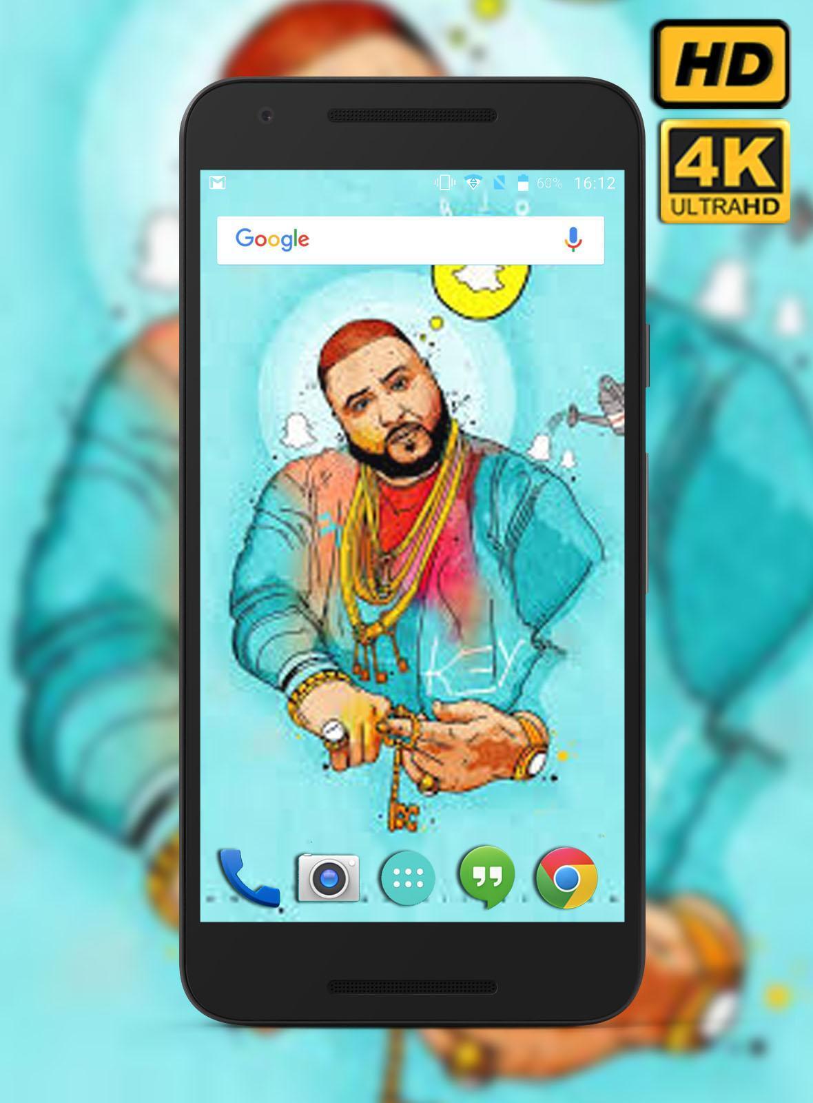 Android 用の Dj Khaled Wallpaper Apk をダウンロード