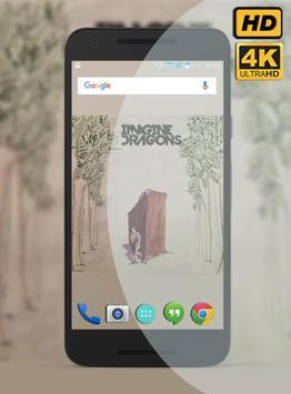 Imagine Dragons Wallpaper HD poster