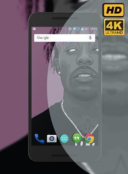 Lil Uzi Vert Wallpaper HD screenshot 1