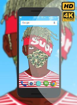 Lil Uzi Vert Wallpaper HD screenshot 3