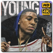 YOUNGBOY NEVER BROKE AGAIN Wallpaper HD icon