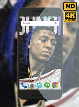 YOUNGBOY NEVER BROKE AGAIN Wallpaper HD poster