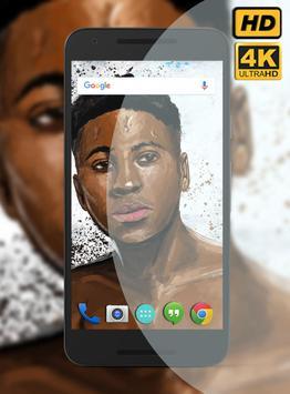YOUNGBOY NEVER BROKE AGAIN Wallpaper HD screenshot 3
