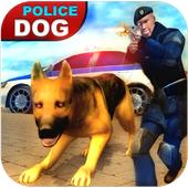 NY City Police Dog Training Simulator 18 icon