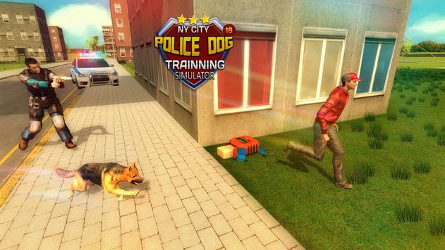 NY City Police Dog Training Simulator 18 apk screenshot