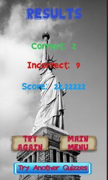 America History Knowledge test apk screenshot