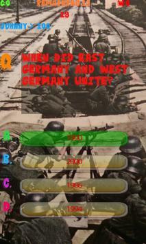 Germany History Knowledge test apk screenshot